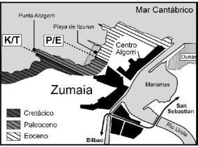 info. geológica