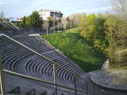 El Anfiteatro con su maravillosa acústica