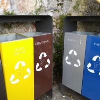 Recicladores.