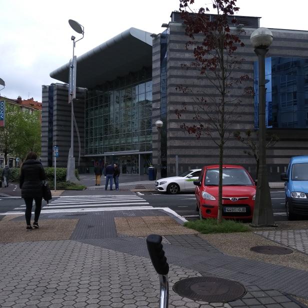 Centro comercial Arcco-Amara