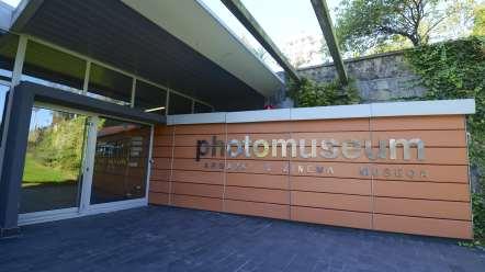 Entrada al museo de la fotografía