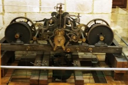 Antiguo reloj de la Torre
