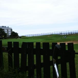 El golf ocupa gran parte de las dunas