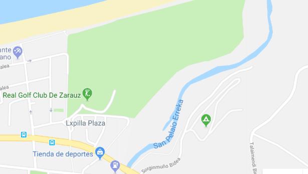 Plano del lugar