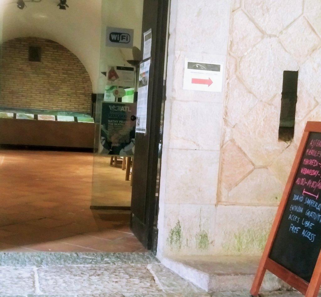 Centro de Interpretación.