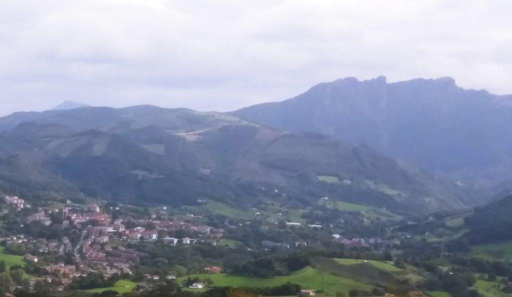 Vista de Peñas de Aia.